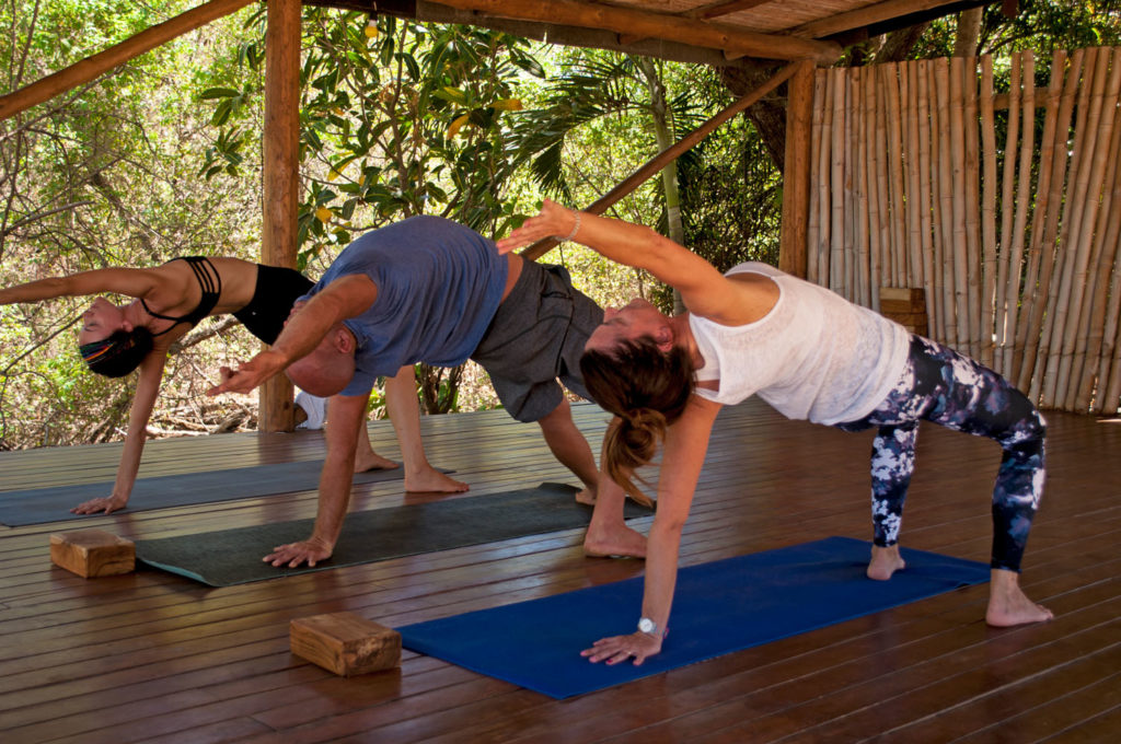 yoga costa rica | activities in playa negra costa rica