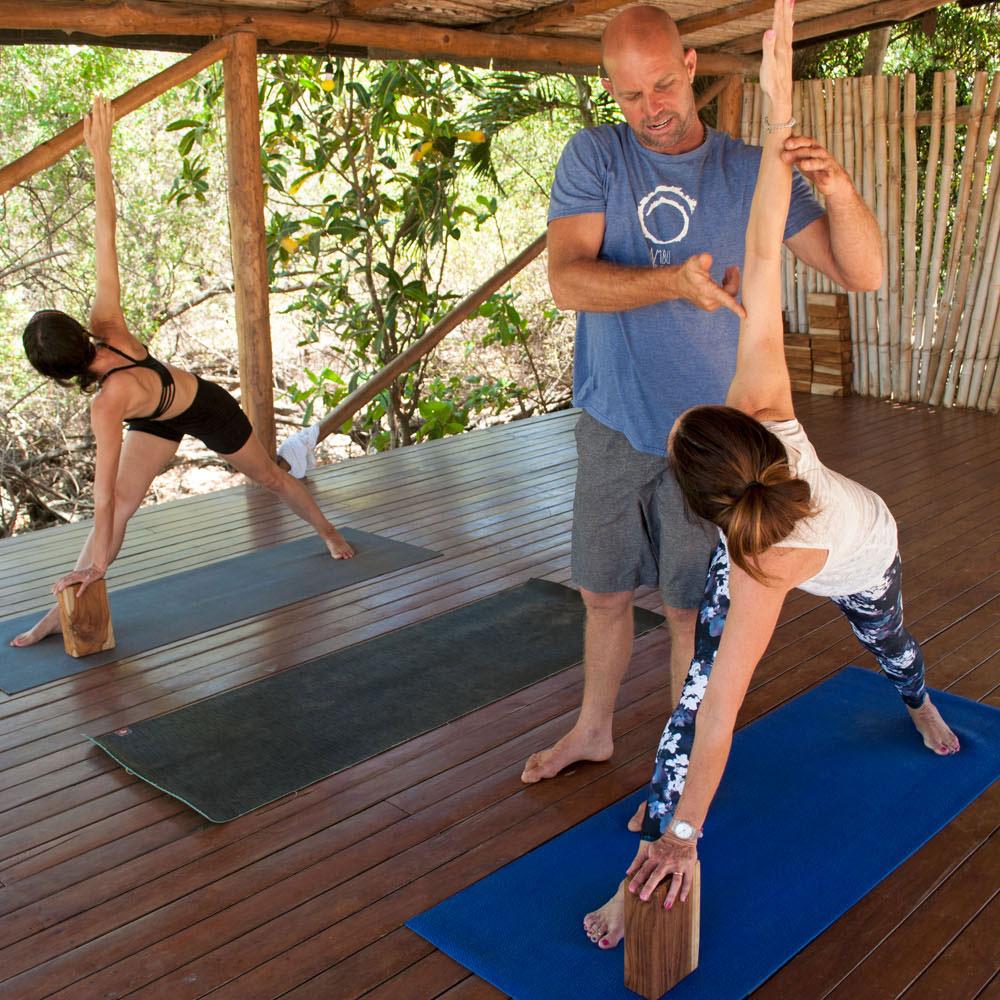 group yoga classes in playa negra | private yoga class playa negra